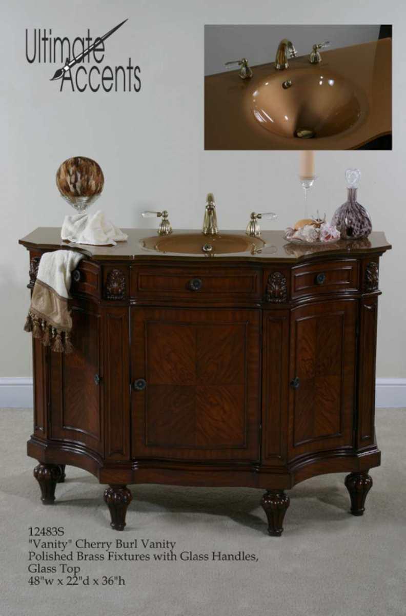 12483s - Bathroom Accent Furniture