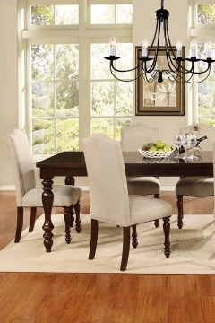 Beau American Rustic D1888 Dining Group